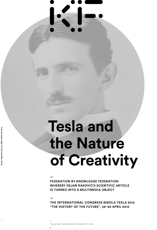 Tesla and the Nature of Creativity 2015 Multimedia Module