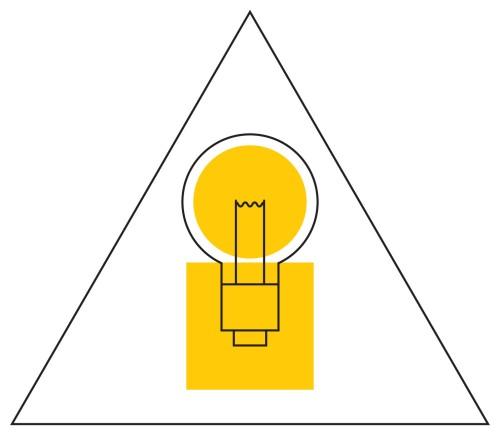 Polycopy Ideogram bulb 2016